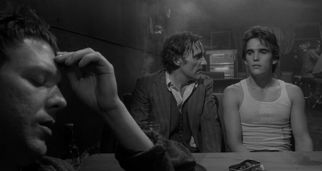 rumble fish bar scene