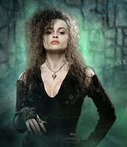 helena bonham carter harry potter