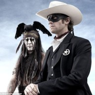 tonto johnny depp 2013
