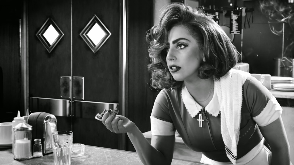 Sin City 2 Lady Gaga