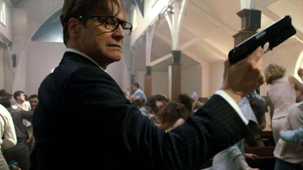 kingsman firth