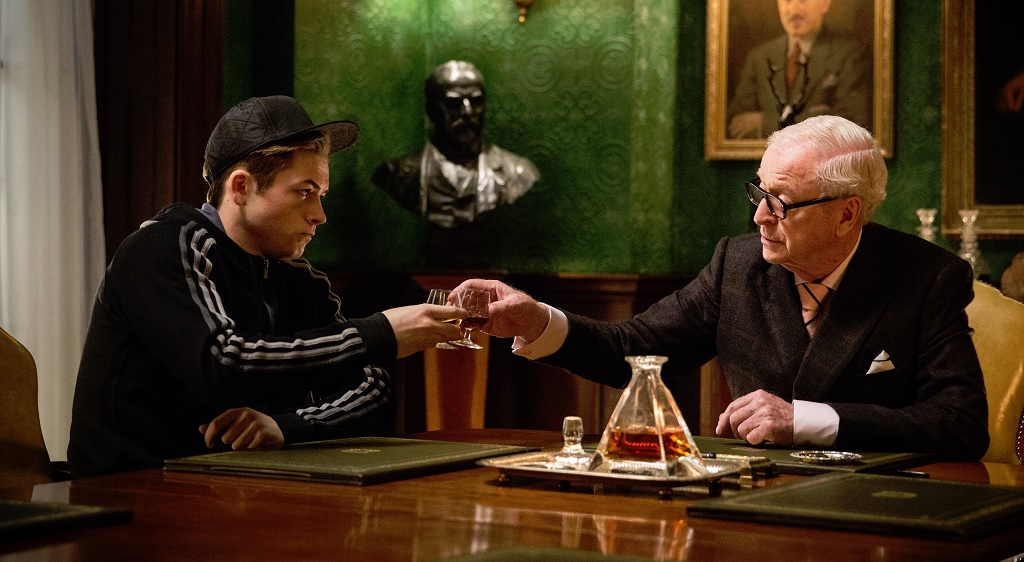 Taron-Egerton-Michael-Caine-in-Kingsman-The-Secret-Service-slice